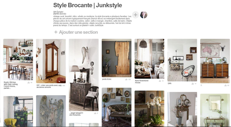 Tableau Salle De Bain pinterest lance les sous-tableaux - dkomedia, agence
